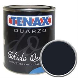 Полиэфирный клей густой Tenax Solido Quarzo Black Bahia (темно-серый) 1л - фото 9963
