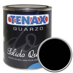 Полиэфирный клей густой Tenax Quarzo Black (черный) 1л - фото 9964
