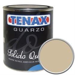Полиэфирный клей густой Tenax Solido Quarzo Crema (бежевый) 1л - фото 9970