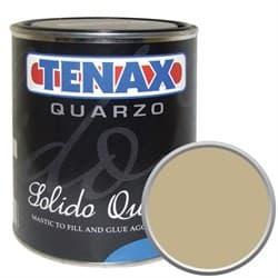 Полиэфирный клей густой Tenax Solido Quarzo Dark Beige (темно-бежевый) 1л - фото 9974