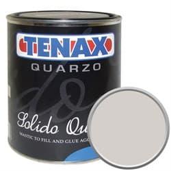 Полиэфирный клей густой Tenax Solido Quarzo Ivory White (бело-розовый) 1л - фото 9980