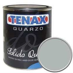 Полиэфирный клей густой Tenax Solido Quarzo Lunar Grey (светло-серый) 1л - фото 9984