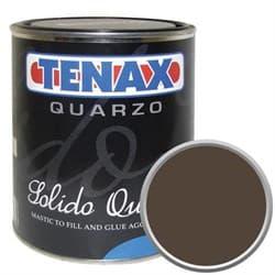 Полиэфирный клей густой Tenax Solido Quarzo Moka (коричневый) 1л - фото 9986