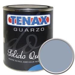 Полиэфирный клей густой Tenax Solido Quarzo Ocean Grey (серо-голубой) 1л - фото 9988