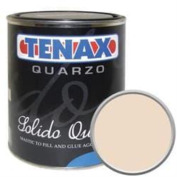 Полиэфирный клей густой Tenax Solido Quarzo Pale Cream (светло-бежевый) 1л - фото 9990