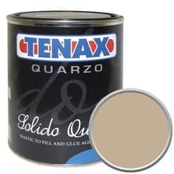 Полиэфирный клей густой Tenax Solido Quarzo Pearl Dark (бежевый) 1л - фото 9992