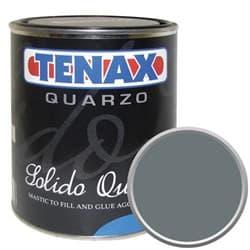 Полиэфирный клей густой Tenax Solido Quarzo Reef Grey (темно-серый) 1л - фото 9994