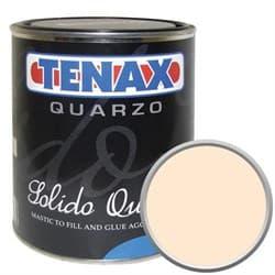 Полиэфирный клей густой Tenax Solido Quarzo Shell (бежево-розовый) 1л - фото 9998