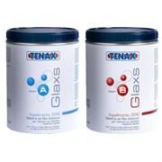 Эпоксидный клей для мрамора жидкий Tenax Glaxs (прозрачный) 1+0,75л