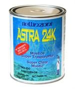 Полиэфирный клей-мастика густой Bellinzoni Astra-24 Solido (прозрачный) 1л