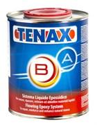 Пропитка эпоксидная компонент B BX35H (прозрачная, жидкая) 1л Tenax