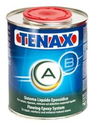 Пропитка эпоксидная компонент А 5080 (прозрачная, жидкая) 1л Tenax