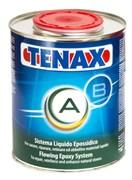 Пропитка эпоксидная компонент А 6030 (прозрачная, жидкая) 1л Tenax