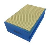 Губка шлифовальная прямая полимерная по мрамору №1500 LEO