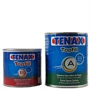 Клей эпоксидный Topfill (прозрачный, густой) 1+0,25л Tenax