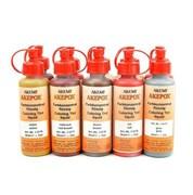 Набор жидких красителей для эпоксидного клея Akepox 10шт по 50мл Akemi
