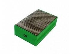 Алмазная губка шлифовальная DIS прямая полимерная №500