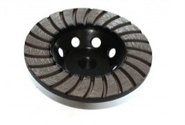 Алмазный шлифовальный круг (чашка) VSN Ø 100 M-14 гранит/спекание №3