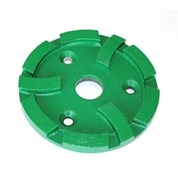 Алмазный шлифовальный круг (чашка) Ø 208 мрамор/гранит CHA спекание №2