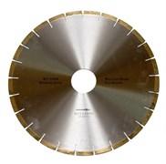 Диск TECH-NICK Ø400*2,6*60/50 бесшумный сегментный по мрамору