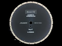 Диск DIAMASTER Premium COBRA Ø350*25,4 (3,2*10) сегментный по железобетону