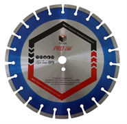 Диск DIAM Pro Line Ø350*25,4 (3,2*10) сегментный по железобетону