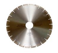 Диск отрезной по граниту (d. 350мм) сегментный для плиткореза VSN STD 2,4мм
