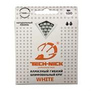 АГШК d. 100мм универсальный белый TECH-NICK White №100 (Черепашка)