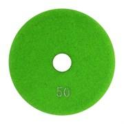 АГШК гранит ECO-White d. 100мм №50 wet/dry TECH-NICK (Черепашка)