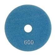 АГШК гранит ECO-White d. 100мм №600 wet/dry TECH-NICK (Черепашка)