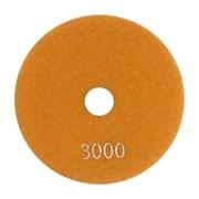 АГШК гранит ECO-White d. 100мм №3000 wet/dry TECH-NICK (Черепашка)