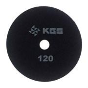 АГШК KGS Swiflex CX d. 115мм №120 гранит/мрамор/кварц (Черепашка)
