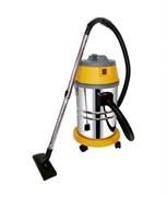Строительный пылесос TJC JB-30L-A-B wet/dry (30л)