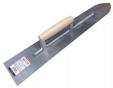 Кельма для полов закруглённая 100х500 мм Comensal