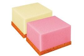 Губка кубик мягкая/резиновая губка  Comensal