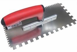 Гребёнка BRAVO SOFT 130х270 мм зуб 4х4 мм, 10х10 мм   Comensal