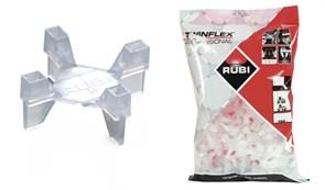 Крестики для плитки TwinFlex 2-5мм (пакет 100шт) RUBI