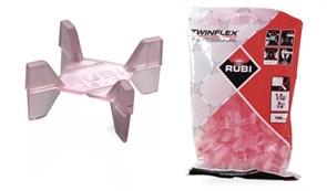 Крестики для плитки TwinFlex 1,5-3мм (пакет 100шт) RUBI