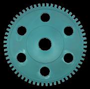 Фреза дисковая/обнижающая Ø350*60(20мм) #30/40 LEO