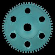 Фреза дисковая/обнижающая Ø350*60(10мм) #30/40 LEO