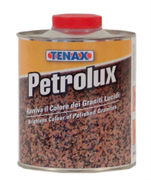 Покрытие Petrolux водо/маслоотталкивающее прозрачный (защита/усиление цвета) для полированных поверхностей 1л Tenax