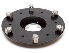 Планшайба металлическая для роликовой бучарды CHA