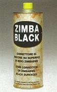 Пропитка защитное Zimbablack 1л (затемняющий эффект) Federchemicals