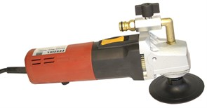 Углошлифовальная машина с регулировкой оборотов CHD PF-3210А – д.100мм (860Вт/220В)