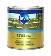 Краска LEVIS gold БЕЛ 500 мл