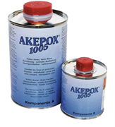 Клей эпоксидный Akepox 1005 1,0+0,25 кг  Akemi (10676)