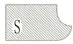 Фреза алмазная профильная S-30 (#60/70) гранит/мрамор вакуумное спекание Diam-S