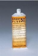 Клей FC эпоксидный Epoxy Plus  50 Mix (прозрачный полугустой) 50мл