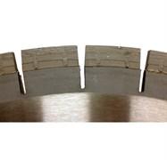 Диск отрезной по граниту (d. 620мм) сегментный для плиткореза TECH-NICK SPEC-U 36 зубов