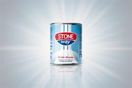 Полиэфирный клей-мастика густой Tenax Solido Stoneway Neutro (светло-бежевый) 1,2кг